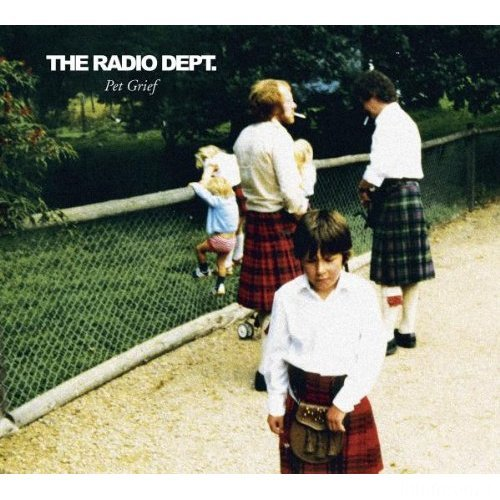 the radio dept - pet grief