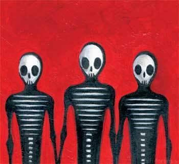 Tre Allegri Ragazzi Mort