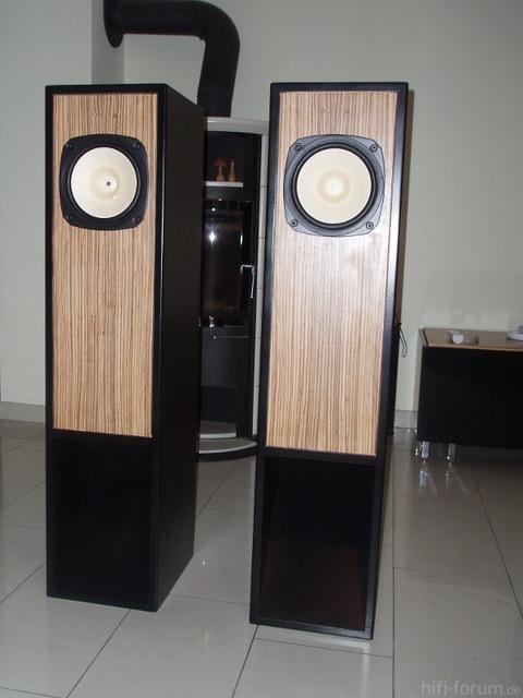 Fertige Lautsprecher