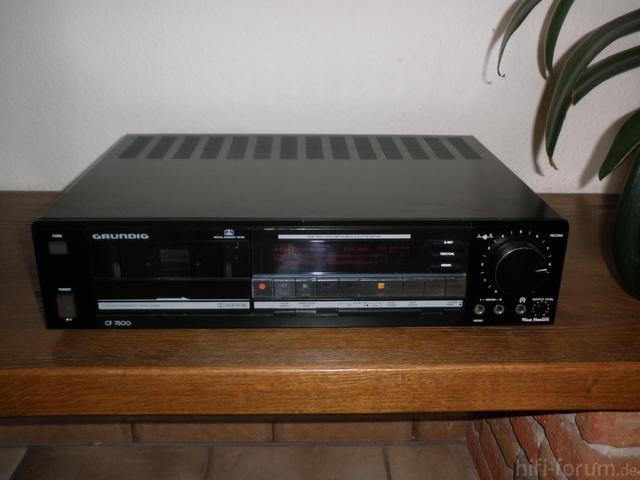 Grundig CF 7500