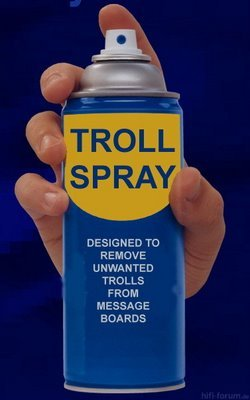 Anti Troll Spray
