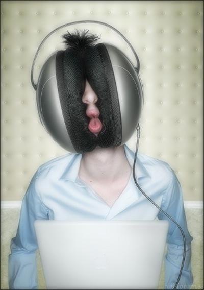 Digital Big Headphones Christophe Gilbert 020