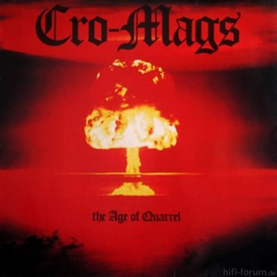Album CroMags Age Of Quarrel