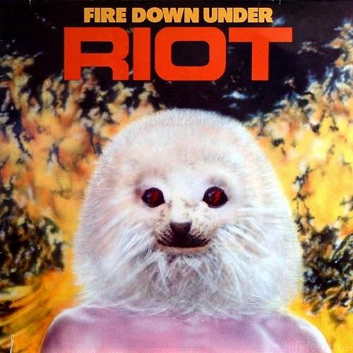 Riot Fire Down Under (1981)
