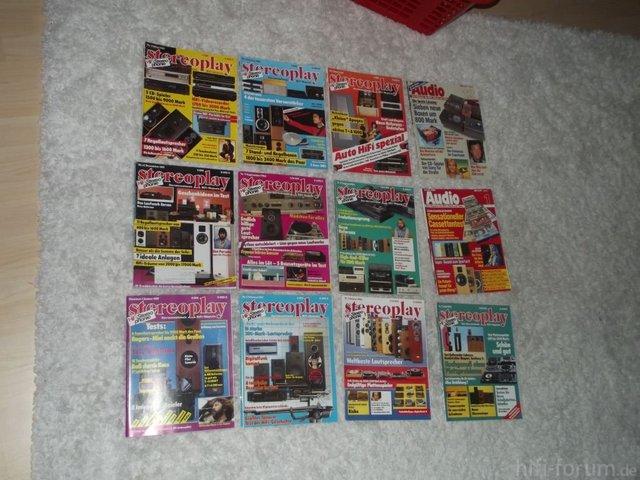 Fachzeitschriften Gemischt
