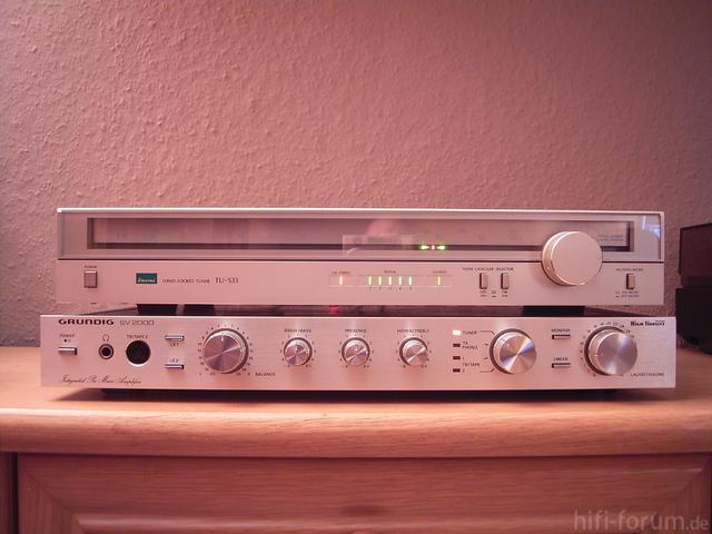 GRUNDIG SV 2000