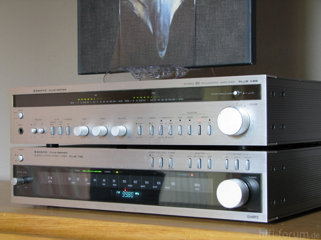 Sanyo Plus Series
