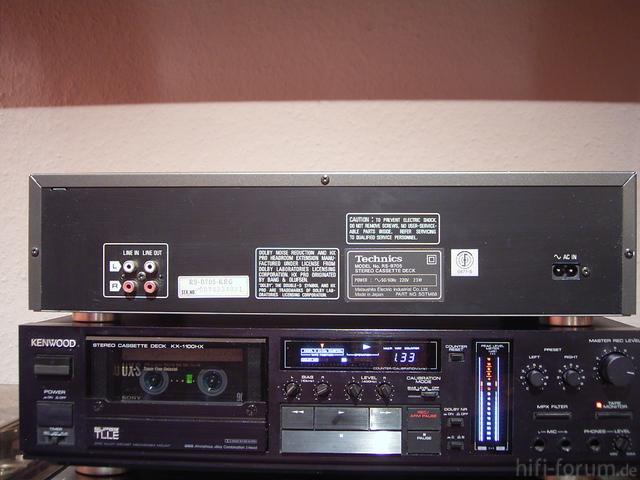 Technics RS-B705