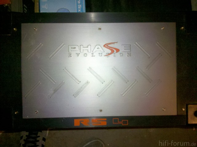Phase Linear Rs 4