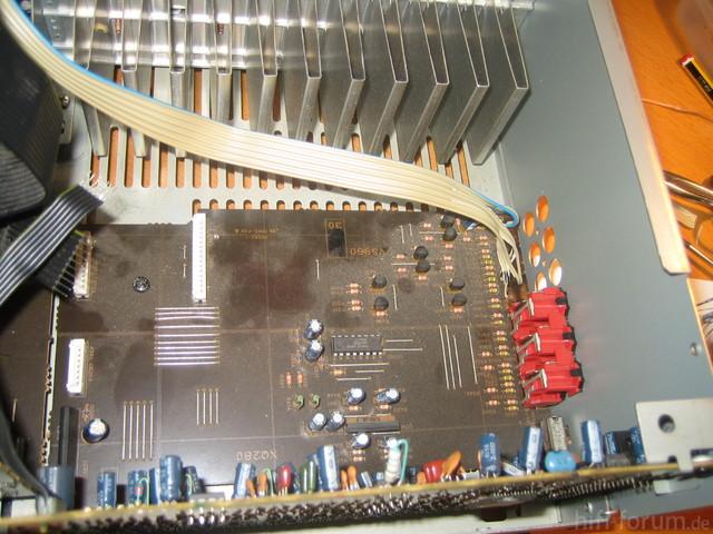 DSP-E390 Signalausgang