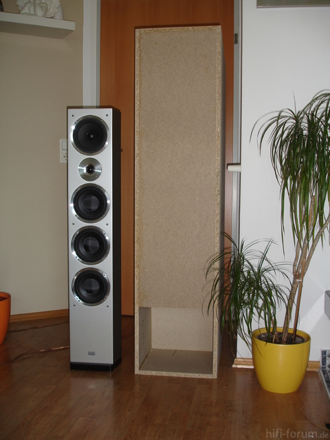 Lab12 Tapped Horn & Heco Celan 800
