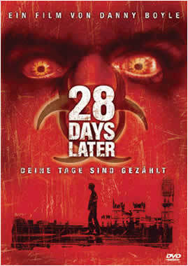 28days Later Cover