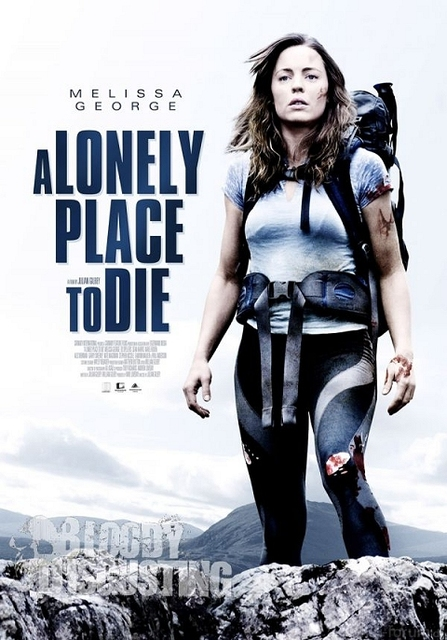 A Lonely Place To Die One Sheet Poster