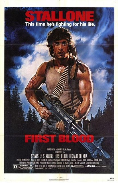 First Blood Poster22