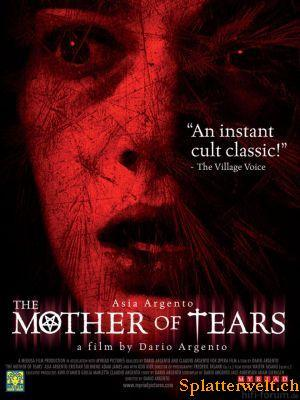 Kopie Von Hr Mother Of Tears Poster