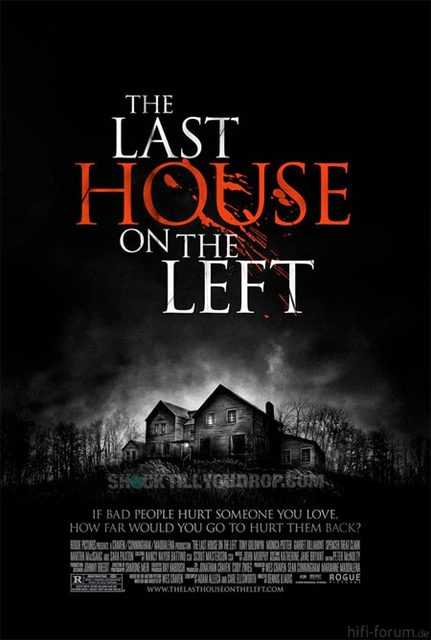Last House On Left Poster