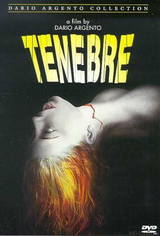 Tenebre Anchor Bay Cover