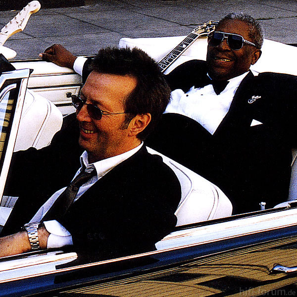 BB King, Eric Clapton Riding With The King