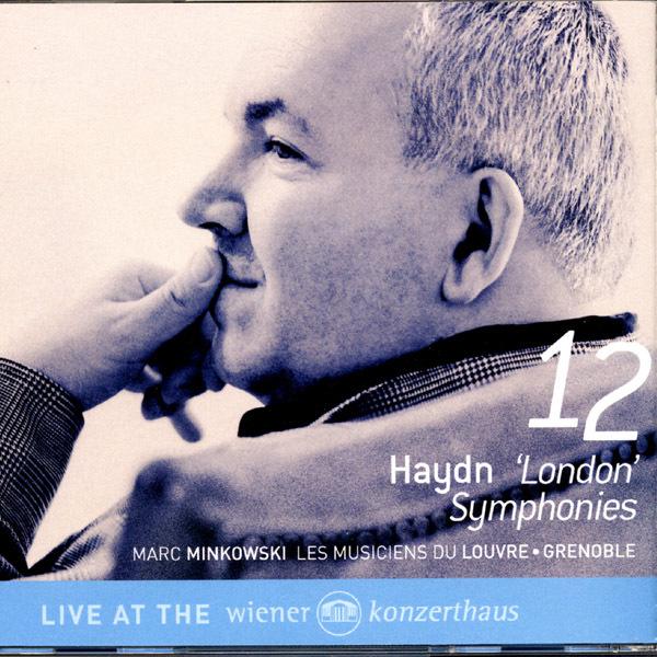 Haydn Londoner Symphonien