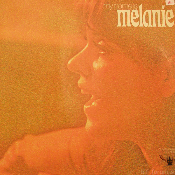 My Name Is Melanie