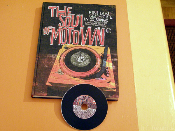 The Soul Of Motown 1