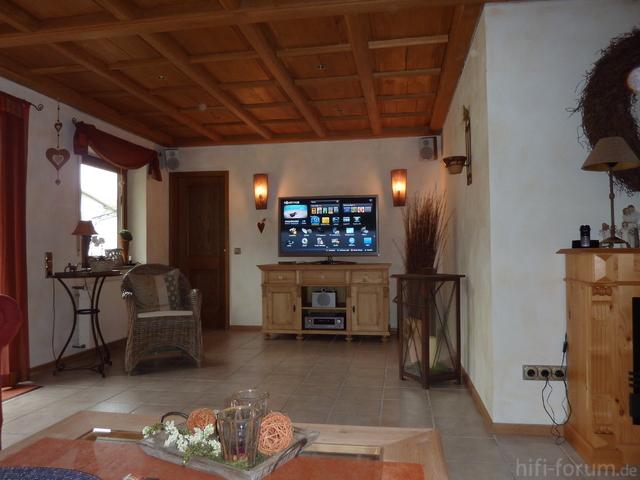 Wohnzimmer 2012 - 1