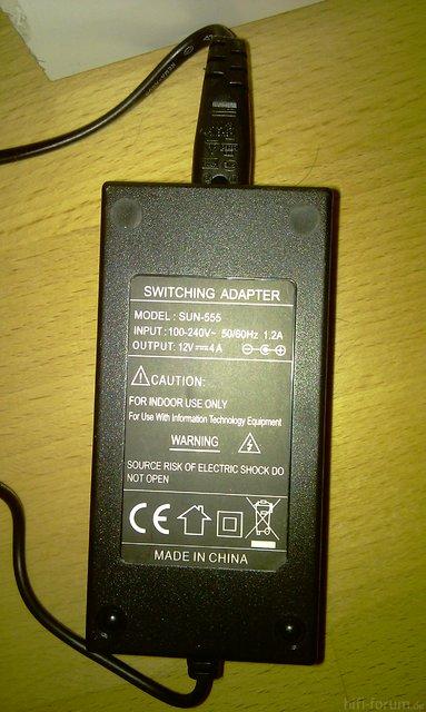 Schaltnetzteil Zum OPTICUM HD C10