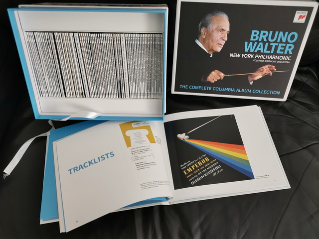 Bruno Walter & NYP Complete Columbia Album Collection