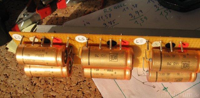 3-Kanal-Verst. Mit LM3886 - Gehäusebau- 2