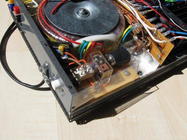 Netzanschluss Und -Schalter Des 3xlm3886