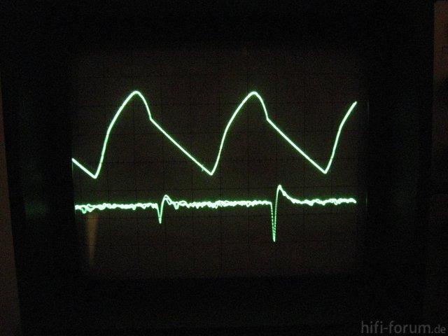 Sperrverzögerung Bei Einem 2-Weg-Gleichrichter