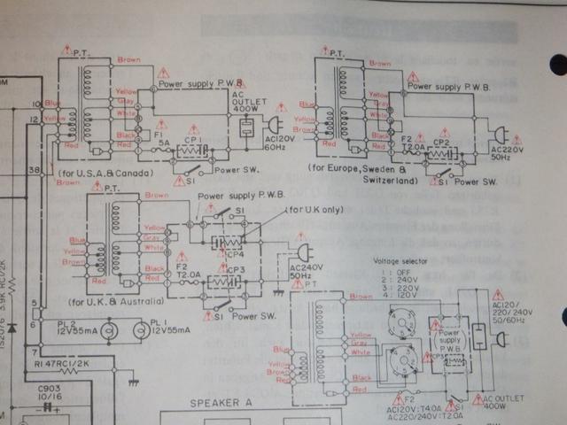 Hitachi Hma6500 Netzteil Und Birnchen