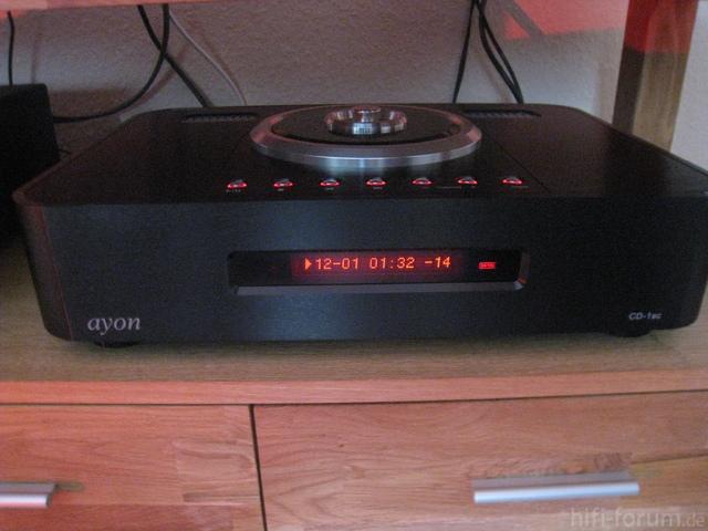 Ayon Audio CD1SC
