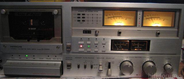 Hitachi D-5500