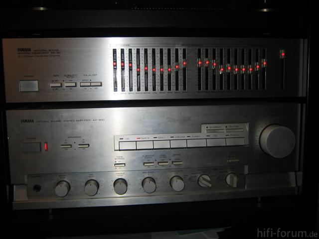 Yamaha AX 900 GE-30