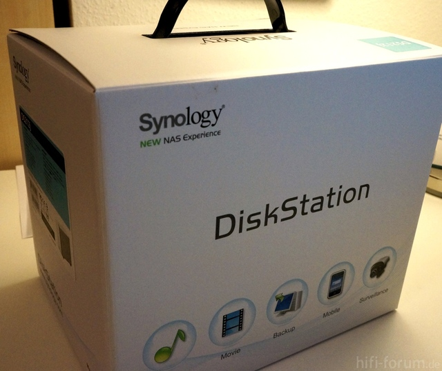 Synology DS212j