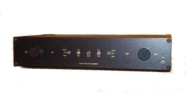 Croft Micro II Special Valve Pre Amplifier