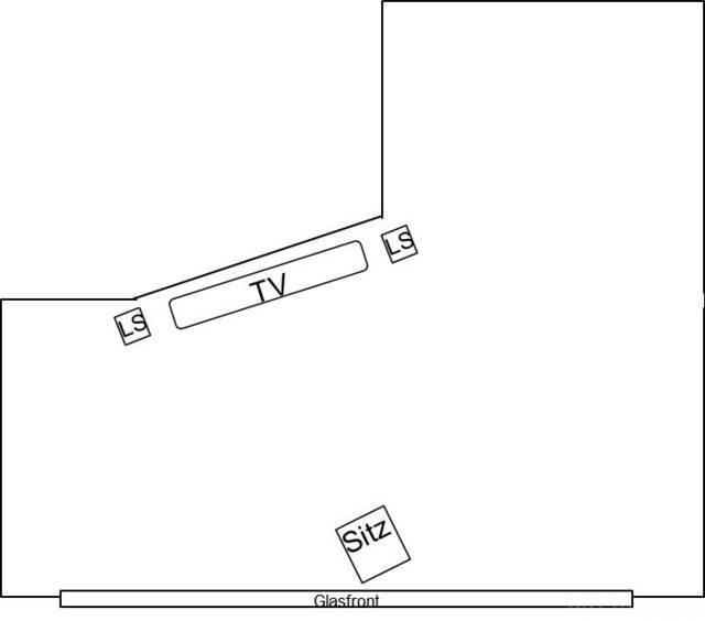 Hörraum Wohnzimmer