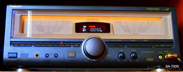Technics SA-TX50