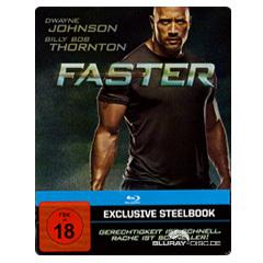 Faster Steelbook DE