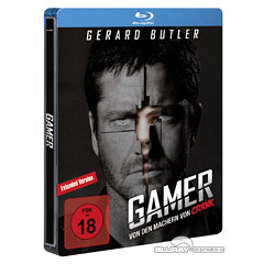 Gamer Uncut Limited Steelbook Collection