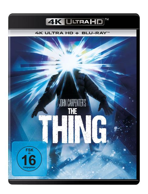 John Carpenters The Thing 4k Ultra Hd 318824295