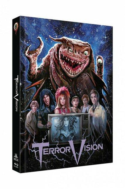 Terror Vision Mediabook Cover C