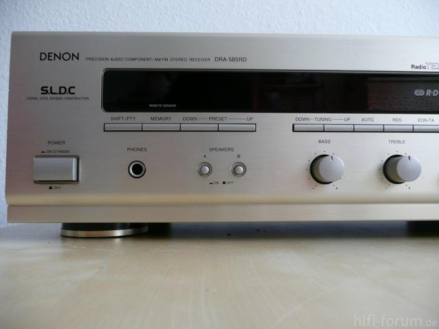 Denon DRA 585RD