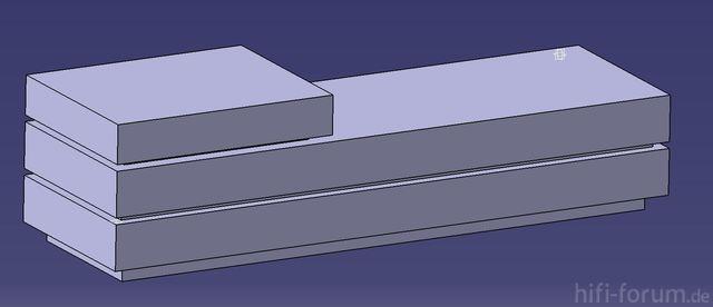 Lowboard Entwurf