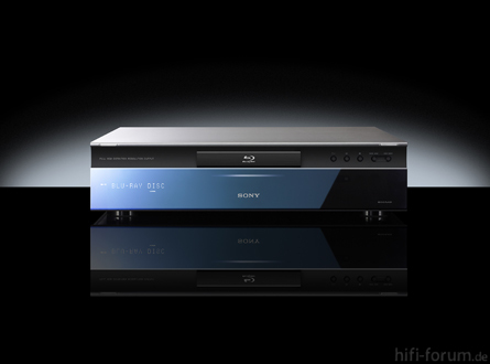 Sony BDP S1E Blu Ray Player 2