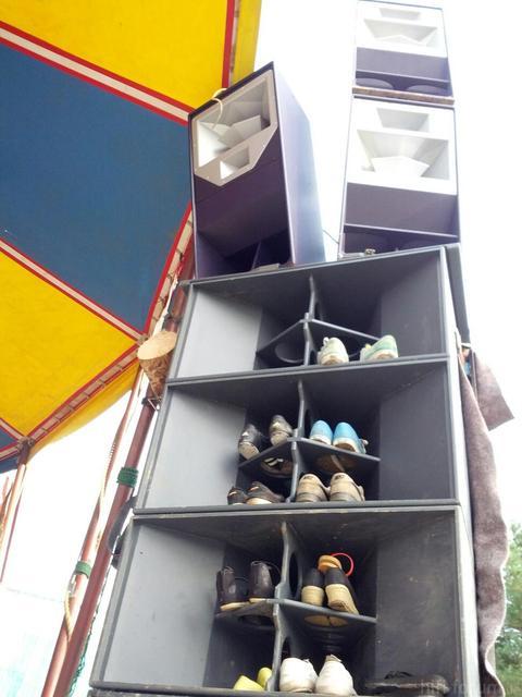 Funktion Schuh Regal