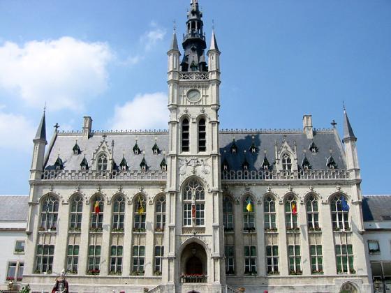 Central Market St  N Belgien