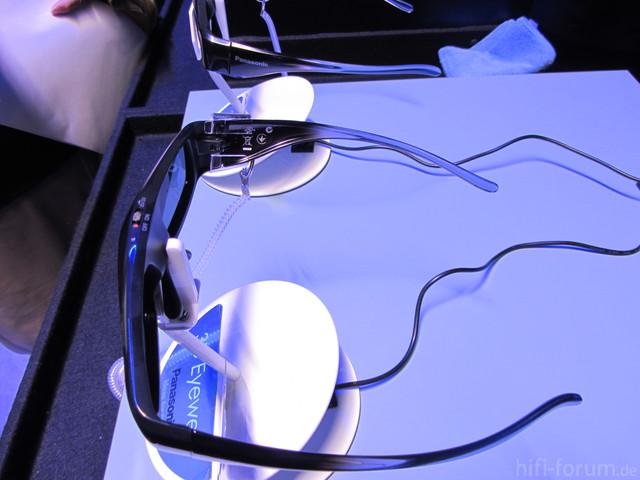 Neue 3D Brille