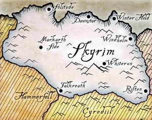 TES Map